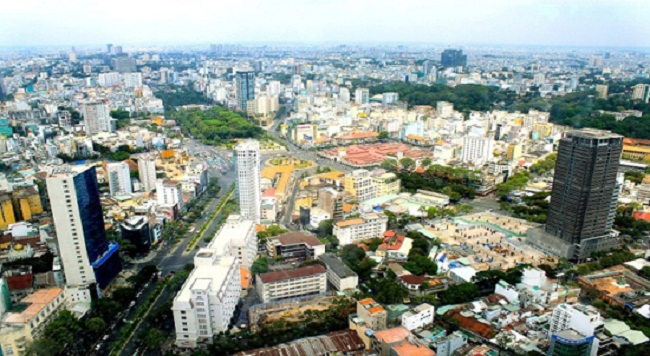 Ho Chi Minh City 2011