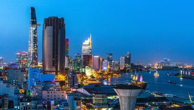 Ho Chi Minh City 2017