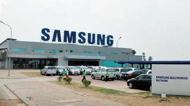 Samsung Vietnam expanding their production